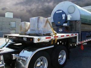 huge load