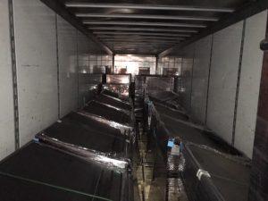Dry Van Load