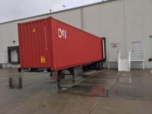 Overseas Container A